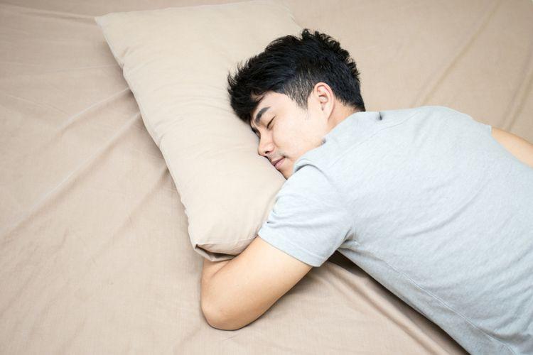 Begini Cara Otak Perbaiki Tubuh dan Buang Racun Saat Tidur